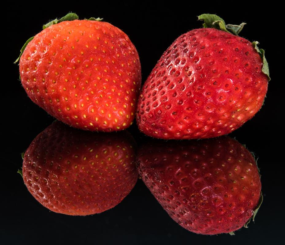 Double Strawberries
